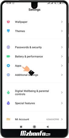 روش مخفی کردن برنامه ها در گوشی های Xiaomi