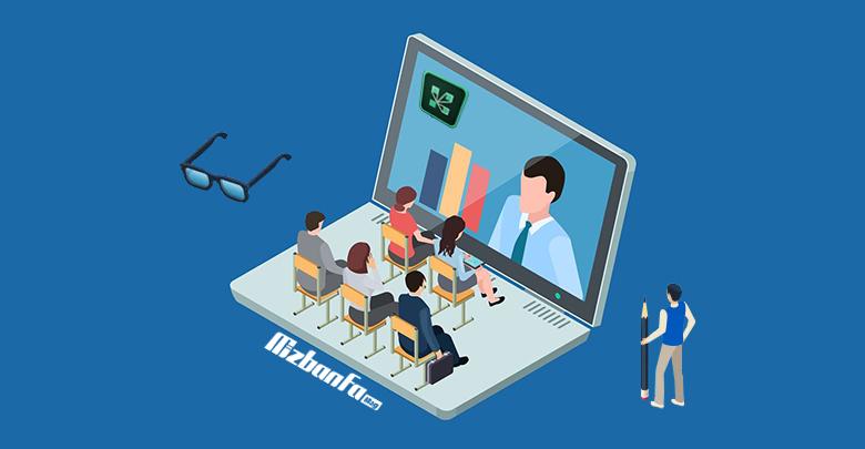 نحوه نصب adobe connect و شرکت در کلاس مجازی ویژه دانشجو