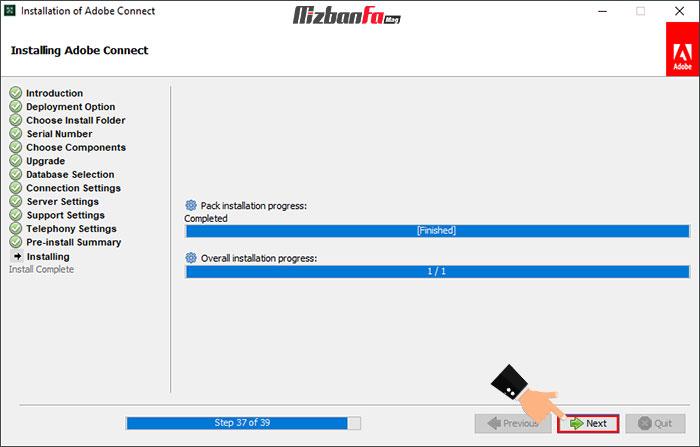 آموزش نصب برنامه ادوبی کانکت روی ویندوز