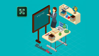 روش نصب برنامه ادوب کانکت ویندوز به عنوان استاد