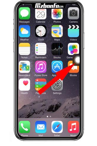 روش های مختلف اسکرین شات در گوشی های اپل