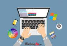 تنظیمات تغییر رنگ تم در ویندوز 10