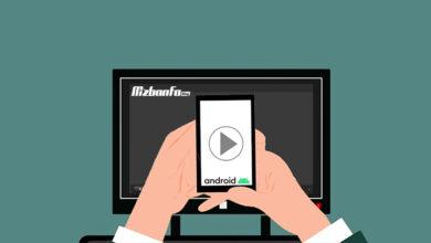 آموزش تصویریوصلشدنگوشی اندروید به تلویزیون