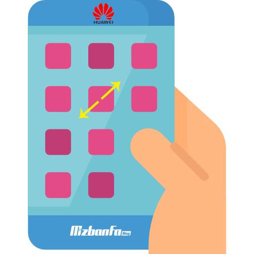 مخفی کردن برنامه ها در گوشی های هواوی
