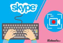 چگونه تماس تصویری اسکایپ را ضبط کنیم؟