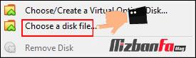نصب ماشین مجازی روی ویندوز