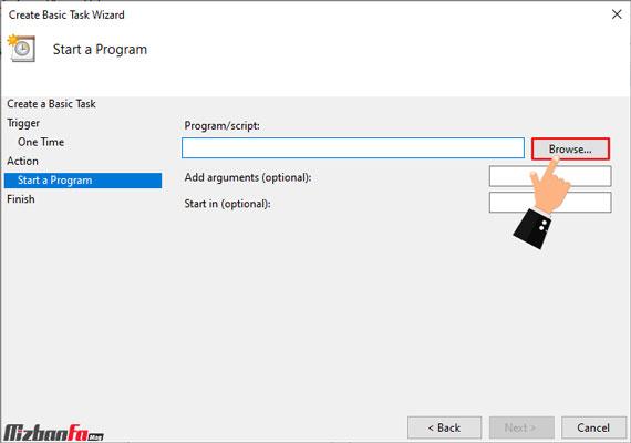تنظیم زمان خاموش شدن صفحه نمایش در ویندوز
