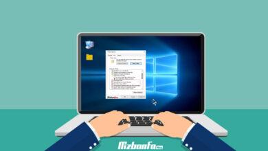 حل مشکل مخفی شدن فایل و پوشه در ویندز