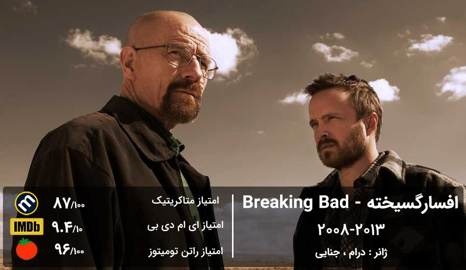 بهترین سریال خارجی