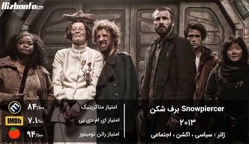 برترین فیلم های خارجی
