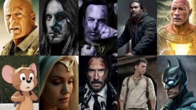 جدیدترین فیلم های سینمایی