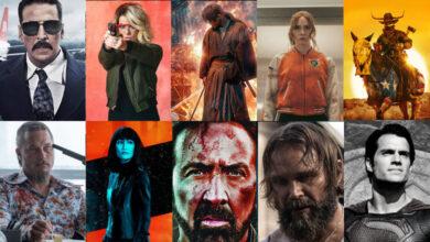بهترین فیلم های اکشن جدید 2021