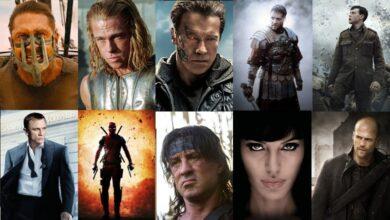 بهترین فیلم های اکشن و جنگی جهان