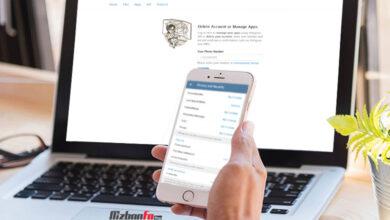 دیلیت اکانت تلگرام به همراه ویدیو آموزش گام به گام