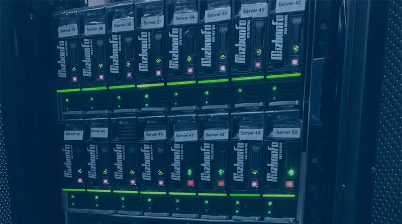 ابر سرور های کلاستر شده هاست ابری میزبان فا